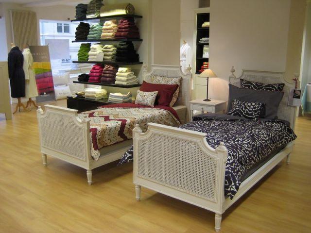 Commerce de poitiers centre la mercerie la mode accessoires la laine - Yves delorme linge de maison ...